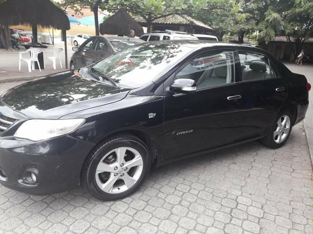 Corolla xei aut 2012 bem novinho revisado e com garantia 47.900 troco e financio - Foto 4