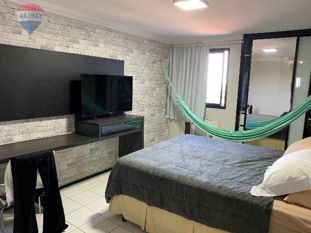 Apartamento Ocean View - Petrópolis com 75m2 com 2 quarto (1s) e 2 VG - Foto 15