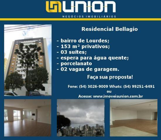 Oferta Union Imóveis, apartamento de alto padrão a venda, próximo ao centro, com 153 m²!
