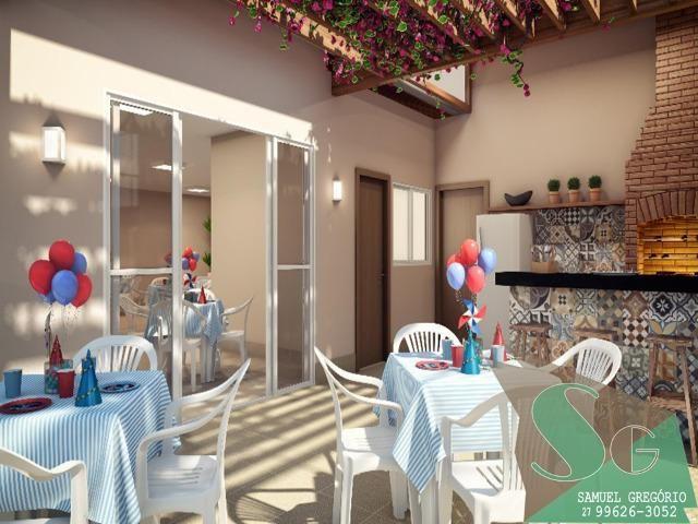 SAM - 56 - Via Jardins Torre Bromélia - 46m² - Morada de Laranjeiras - Foto 6