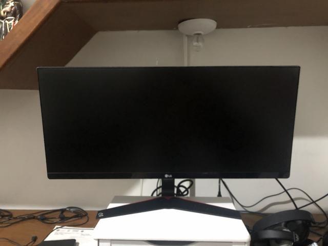 Monitor gamer (LG) 19? 1ms