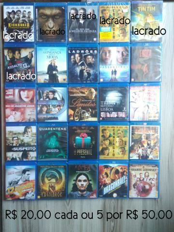 Filmes Blu Ray Originais Black Friday - Foto 5