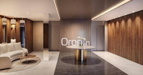 Apartamento à venda, 313 m² por R$ 2.202.000,00 - Setor Oeste - Goiânia/GO - Foto 6