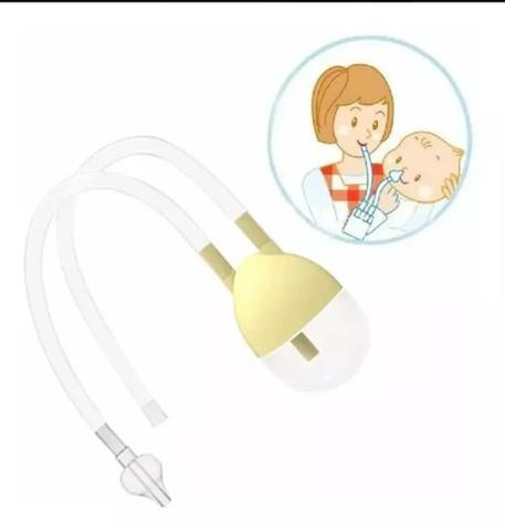 Aspirador Nasal para bebês - Foto 2