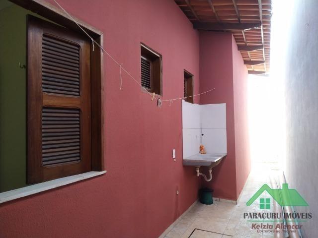 Casa de dois quartos nas Carlotas em Paracuru - Foto 12