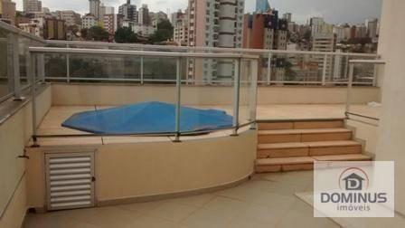 Cobertura residencial para locação, nova granada, belo horizonte - . - Foto 14
