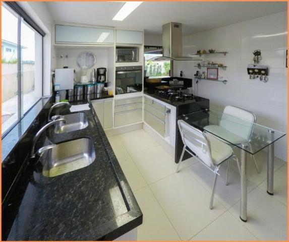Casa térrea , 240m²,4 quartos, 4 vagas, em alphaville 2/nine - Foto 9