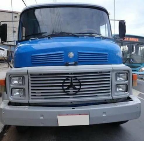 MB 1113 Ano 74 Caçamba