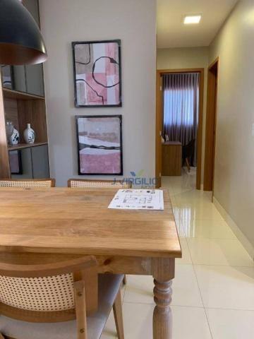 Apartamento com 2 quartos à venda, 67 m² por r$ 191.500 - vila rosa - goiânia/go - Foto 7