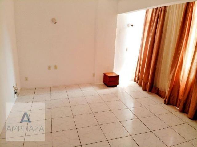Apartamento com 3 dormitórios para alugar, 238 m² por r$ 2.200/mês - aldeota - fortaleza/c - Foto 9