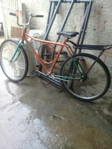 Vendo Bicicleta Barra circular - Foto 2
