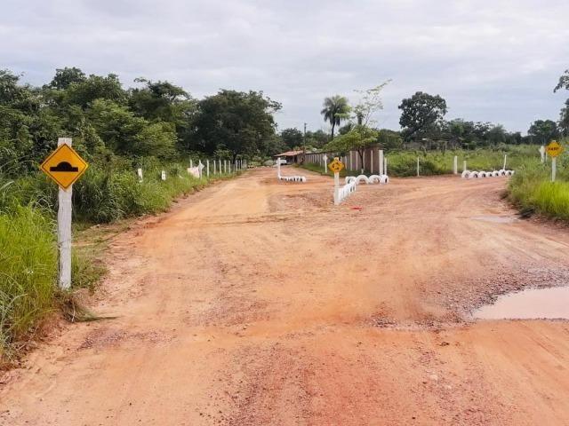 Vendo terreno atras do belvedere no recanto paiaguas - Foto 12