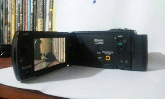 Câmera Filmadora Handycam Dcr-pj5 Sony - Foto 2
