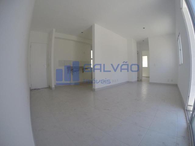 MR- Apartamento de 2Q com Varanda, Escritura Grátis !!! - Foto 4