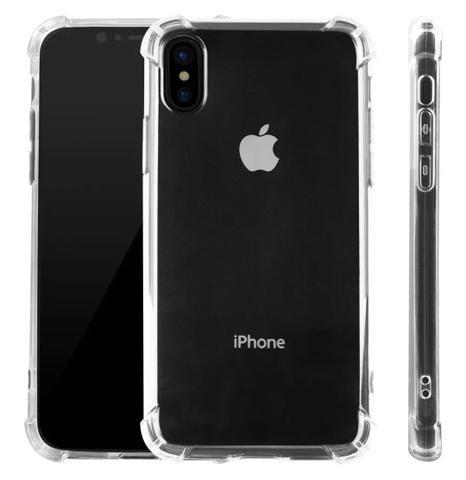 Capa de celular Anti Impacto Transparente Samsung e iPhone - Foto 2