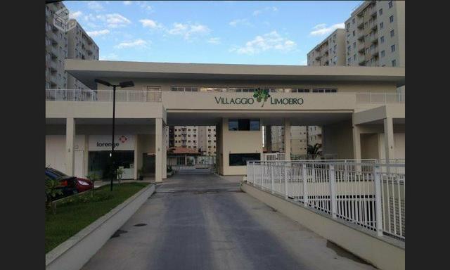 Apartamento Villaggio Limoeiro, 2 quartos, suíte, 56 m², ótima localização - Foto 2