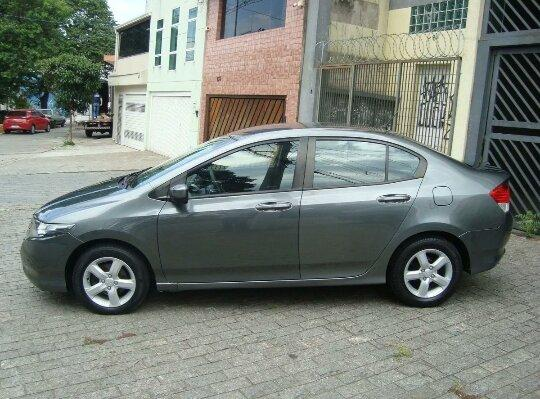 Honda city 1.5 dx aut. 2011 - Foto 5
