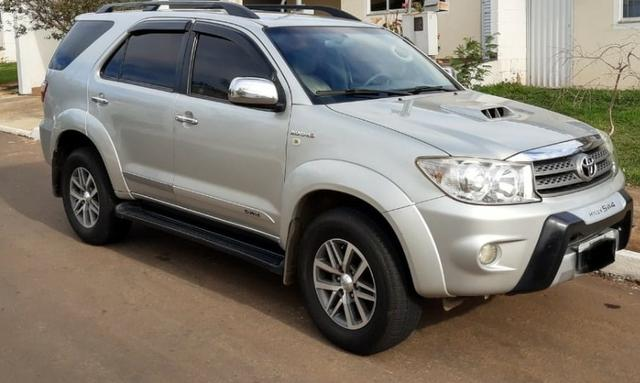 SW4 Hilux 2008