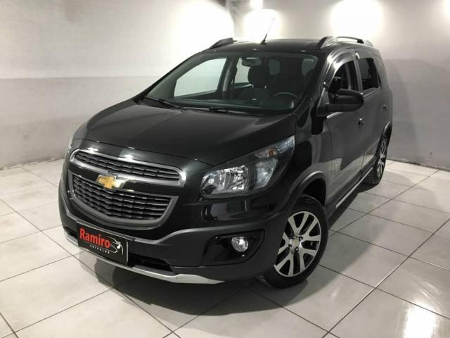 Chevrolet Spin act aut. 1.8