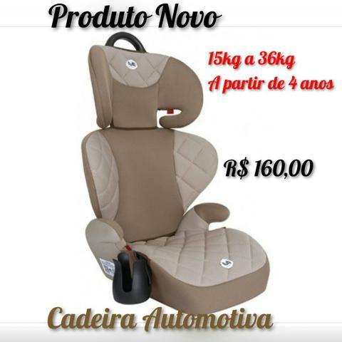 Cadeira Automotiva N A N I A , 15kg a 36kg - 4 anos