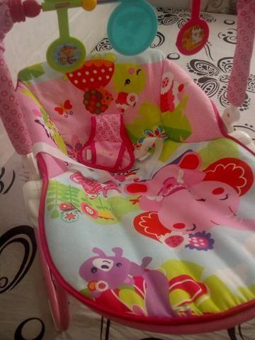 Cadeira de balanço de bebê - Foto 5