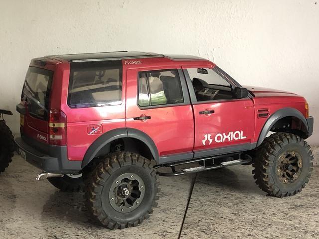 Automodelo axial Crawler - Foto 3