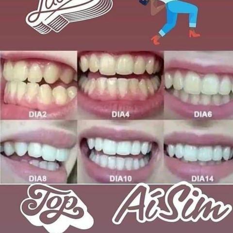 Gel dental de Carvão 70g- Clareamento dental Natural - Foto 3