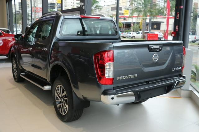 NISSAN FRONTIER 2.3 LE AT 4X4 - Foto 4