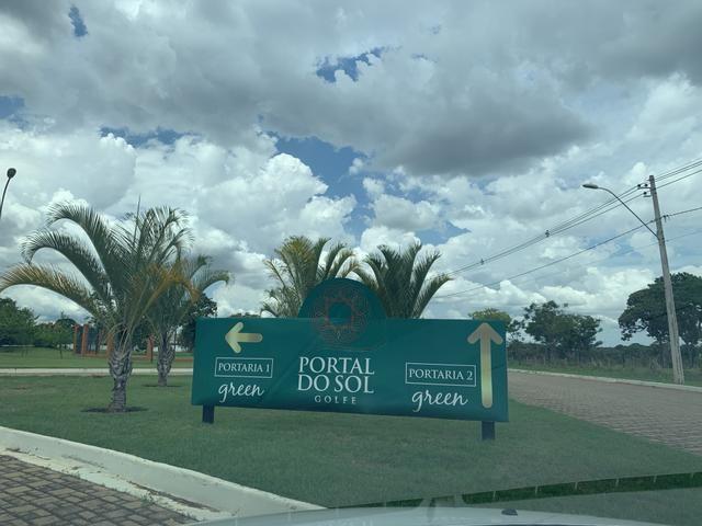 Vendo lote portal do sol golfe(green) - Foto 4