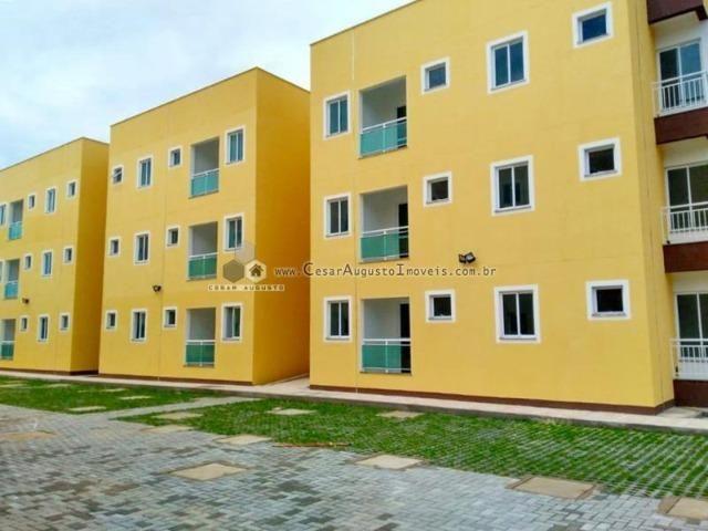 Excelentes apartamentos com 02 quartos no Mondubim - Pronta Entrega!