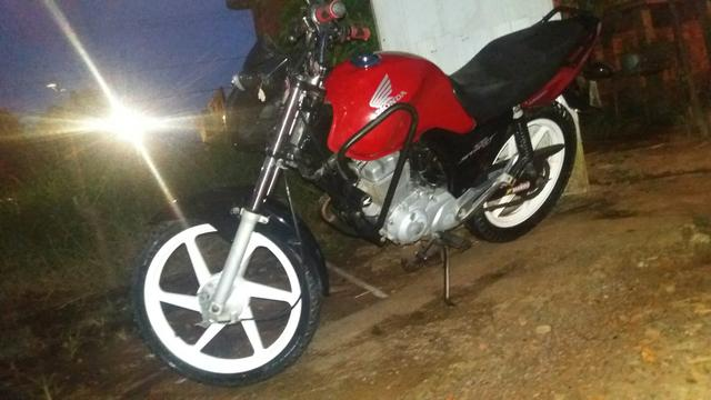 Moto start 150 2015 toda original so vendo - Foto 4
