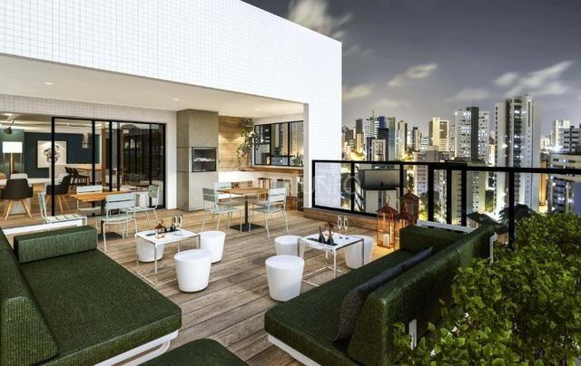 (ESN tr36882) Oportunidade Apartemento compacto Meireles J.smart Vicente Leite - Foto 14