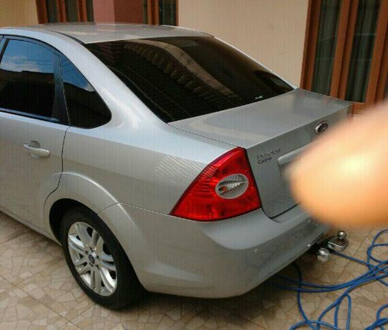 Ford focus sedan, motor 2.0, automático, botão start - Foto 3
