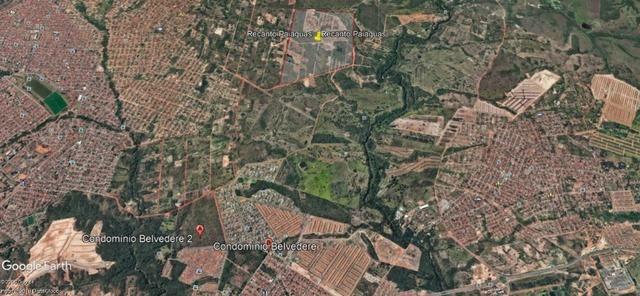 Vendo terreno atras do belvedere no recanto paiaguas - Foto 20