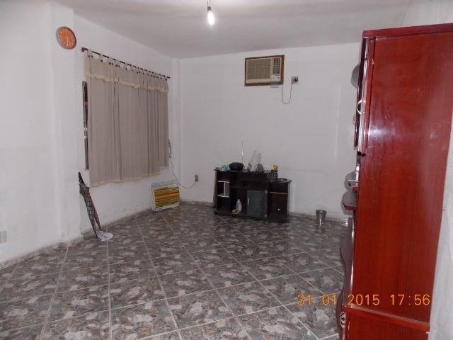 Sl, 3 qts., coz, banh., varanda, laje (cômodos grandes). Ponto de comércio - Foto 3