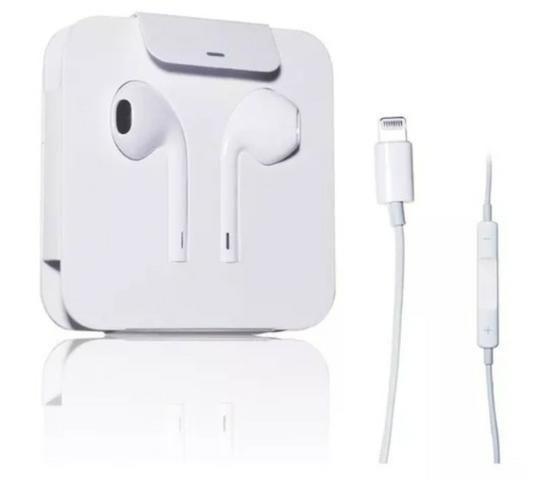 Fone de ouvido apple -EarPods Lightning - Foto 2