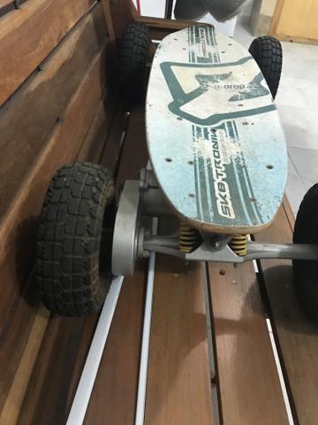 Skate elétrico offroad pouco uso - Foto 5