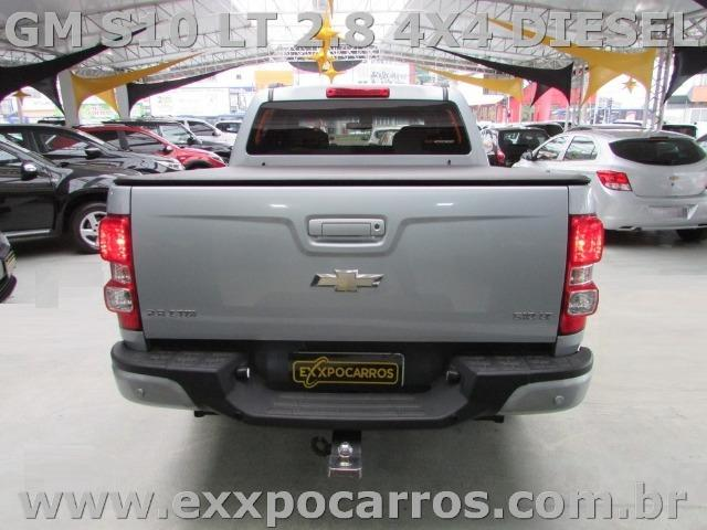 Gm S10 Lt 2.8 4X4 Diesel Automatica - Ano 2013 - Bem Conservada - Foto 9