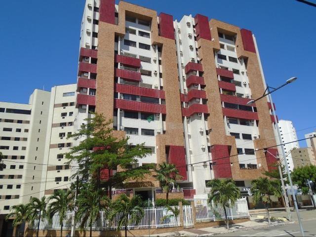 Apartamento à venda, 3 quartos, 2 vagas, meireles - fortaleza/ce