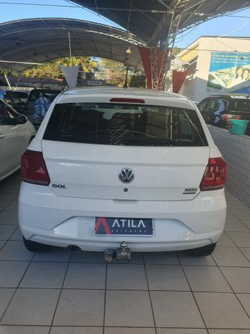 VW gol 2019 1.6 8 mil km rodado único dono cambio automatico extra!!! - Foto 3