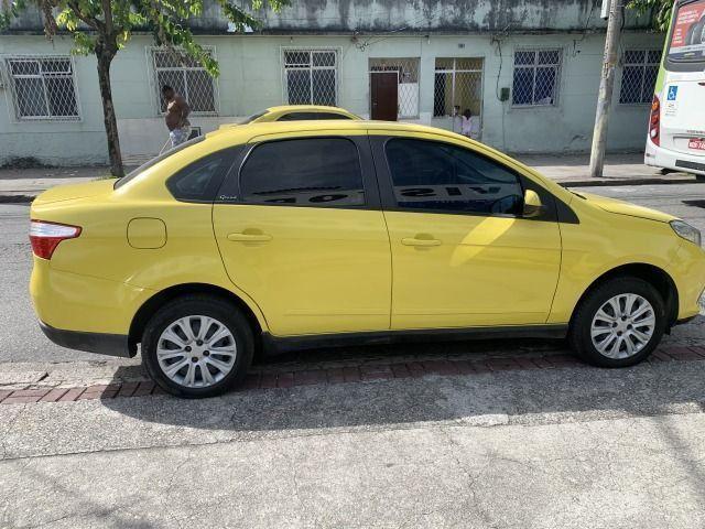 Fiat grand siena tetra 15/15 ex taxi, aprovação imediata, basta ter nome limpo!!!! - Foto 5