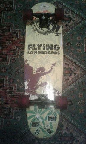 Skate longboard Flying longboards
