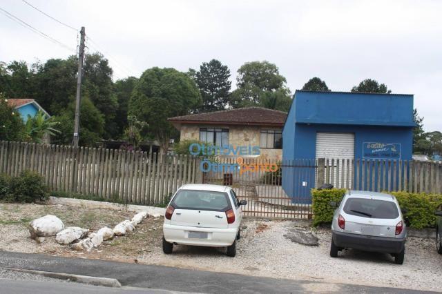 Terreno à venda, 1290 m² por R$ 1.500.000,00 - Campo Pequeno - Colombo/PR