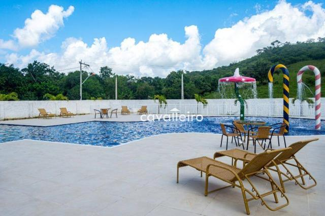 Casa com 2 dormitórios à venda, 99 m² por R$ 285.000,00 - Pindobas - Maricá/RJ - Foto 8