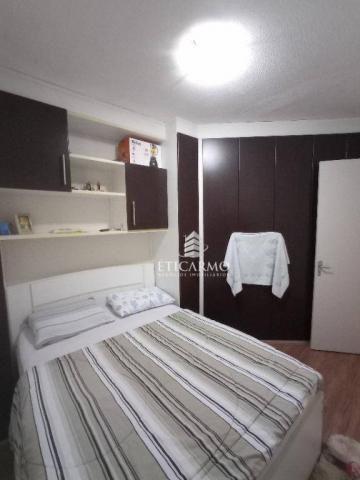 Apartamento com 2 dormitórios à venda, 50 m² por R$ 250.000 - Fazenda Aricanduva - São Pau - Foto 13