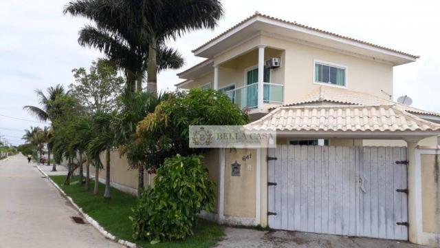 Casa com 4 dormitórios à venda por R$ 500.000,00 - Ponte dos Leites - Araruama/RJ - Foto 3