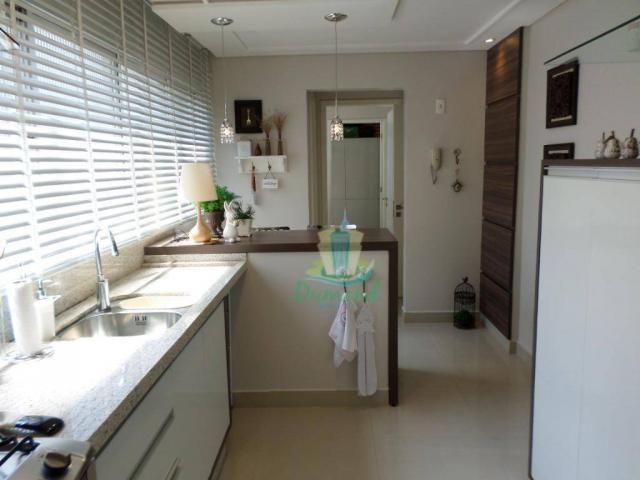 Apartamento com 3 dormitórios à venda, 149 m² por R$ 630.000,00 - Edificio Castelo Real -  - Foto 11