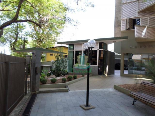 Apartamento com 3 dormitórios à venda, 149 m² por R$ 630.000,00 - Edificio Castelo Real -  - Foto 4
