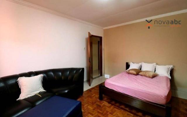 Casa térrea com 4 dormitórios para alugar, 295 m² por R$ 6.000/mês - Parque das Nações - S - Foto 20