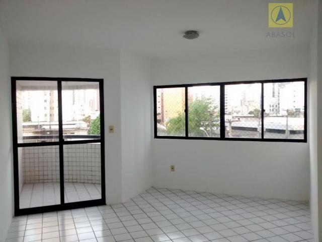Apartamento com 3 dormitórios à venda, 94 m² por R$ 395.000,00 - Boa Viagem - Recife/PE - Foto 2